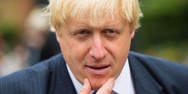 Mayor of London Boris
