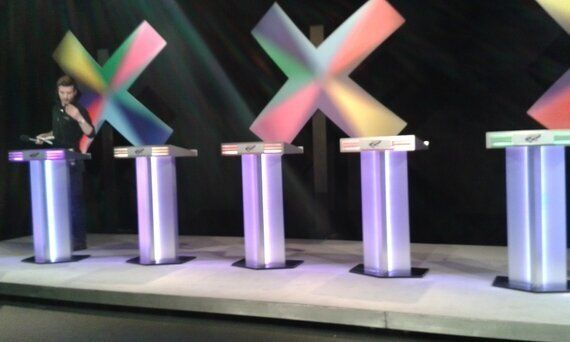 Channel 4 Streams the First Ever 'Youth Leaders Debate' - And It's About