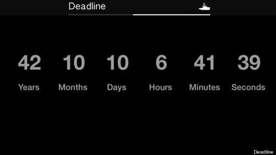 Deadline App Uses HealthKit To Predict Your
