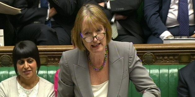 Acting Labour party leader Harriet