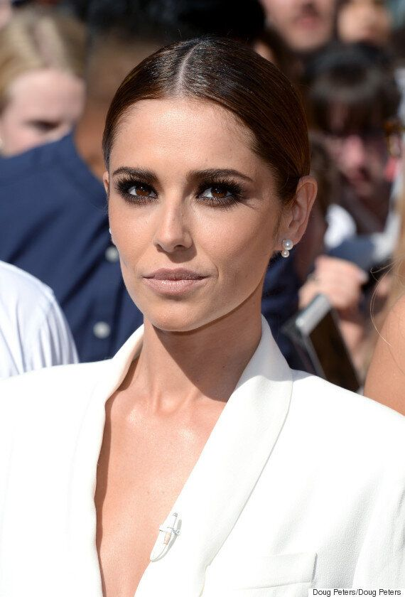 'X Factor' 2015: Cheryl Fernandez-Versini Treated By Medics After Burning Foot On Hair Straighteners...