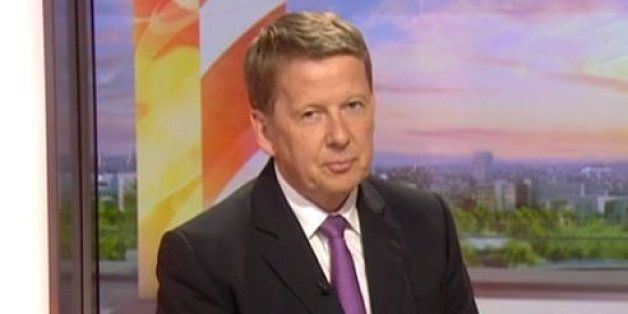 BBC Presenter Bill Turnbull Just Accidentally Said C*** Live On