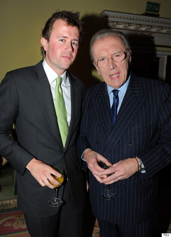 Sir David Frost's Son, Miles, Dies While Out On A Run, Aged