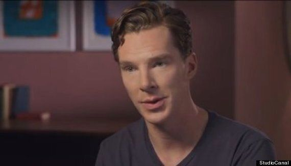 Behind The Scenes With Benedict Cumberbatch In Our Exclusive Feature For 'The Imitation Game'