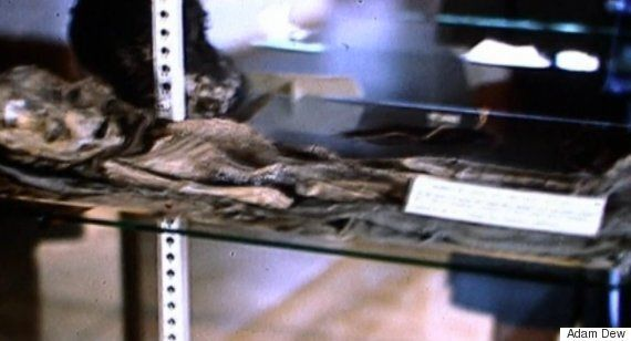 Rare Photos Of An 'Alien' From The Roswell Incident Have