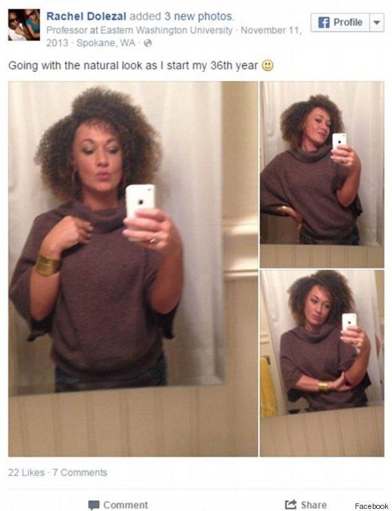 Rachel Dolezal Still Insists She's Black And That She 'Didn't Deceive