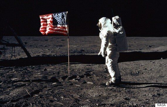 Neil Armstrong's Moon Landing Suit Is Decaying, Smithsonian Launches Kickstarter Campaign To Preserve
