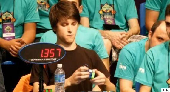 Rubik's Cube World Championship Won By Speedcubing Australian Teenager Feliks