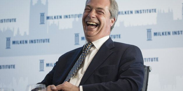 Nigel Farage, Andrew Lawrence and Ukip - The Biggest Whiners in