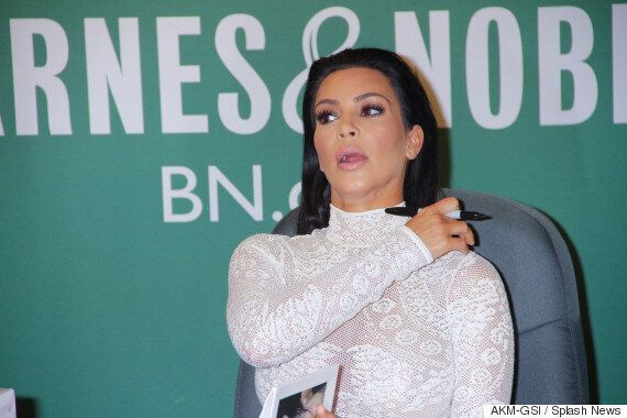 Kim Kardashian's 'Selfish' Book Launch Interrupted By Animal Rights Activists Calling Her 'The Most Disgusting...