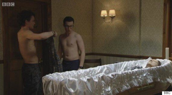 'EastEnders': Ben Mitchell And Paul Coker's Gay Sex Scene In Funeral Parlour Attracts Ofcom