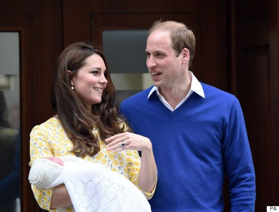 Prince William Has Steered Tricky Course With Baby Princess Name, Says 'Diana' Author Andrew