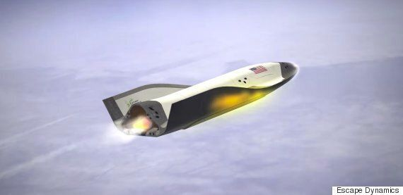 A Microwave-Powered Rocket Engine Could Be The Future Of Space