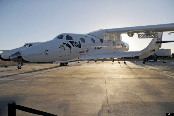 Virgin Galactic's SpaceShipTwo Crashes In Mojave Desert After 'Anomaly', One Pilot