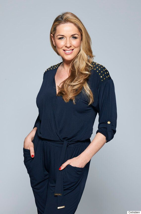 Claire Sweeney: 'Every Day Is Nerve-Racking Now I'm A