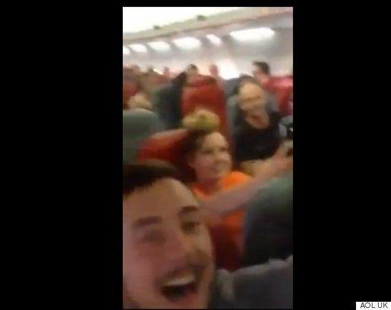 Glasgow To Ibiza Flight Havoc As Rowdy Passengers Hold Impromptu