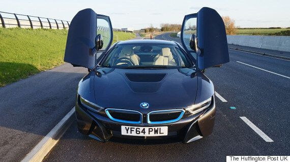 BMW i8 Review: Reinventing The Five Per