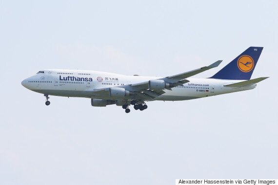 Lufthansa Plane Nearly Collides With Drone Near Warsaw