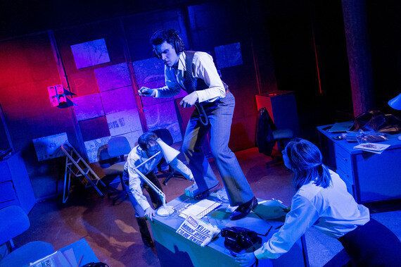 Review: The Angry Brigade, Bush Theatre - 'heady,