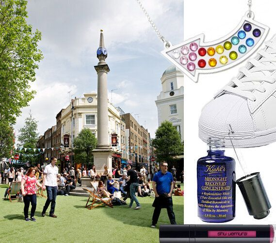 Weekend Shopping: Covent Garden's Discounted