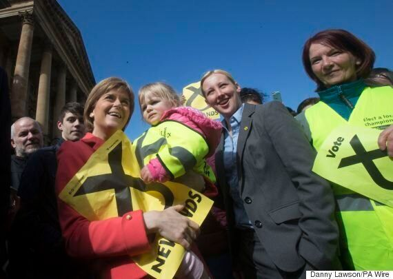 Meet The SNP's Mhairi Black, The 20-Year-Old Student Who Just Unseated Labour's Douglas