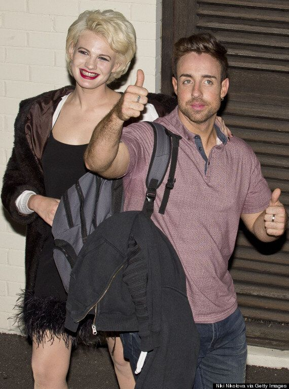 'X Factor' Singer Chloe-Jasmine Dumped By Boyfriend After 'Cheating with Stevi