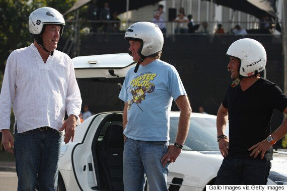'Top Gear' Stars In 'Top Secret Meeting With ITV': Are Jeremy Clarkson, Richard Hammond And James May...