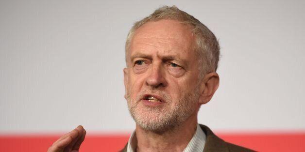 Labour leadership contender Jeremy