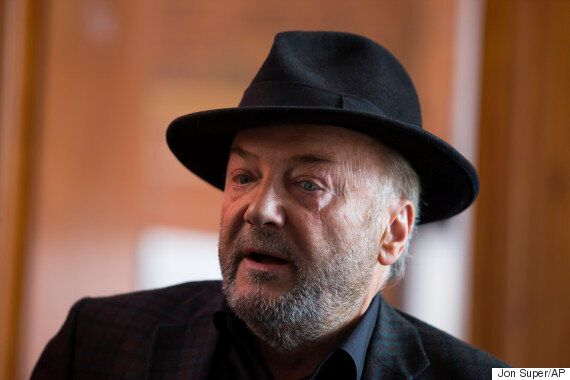 George Galloway Loses Bradford West Seat For Respect Party Then Makes Bizarre