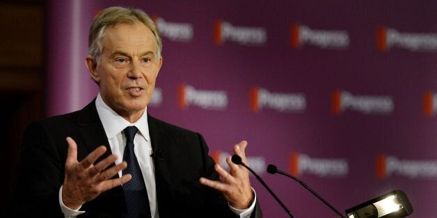 File photo dated 21/07/14 of former Prime Minister Tony Blair, who is to take on a new role combating...