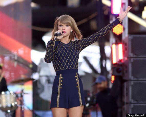 Taylor Swift Leaves Spotify, Spotify Posts 'Breakup'