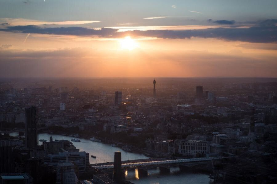 What Drives Dave Burt? Meet The Man Behind The @London Instagram