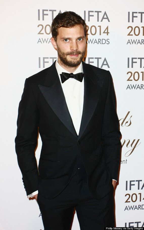 'Fifty Shades Of Grey': Jamie Dornan Reveals Film WON'T Feature Any Full-Frontal, Naked