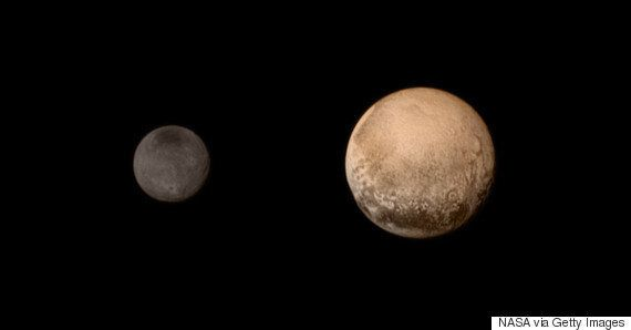 New Horizons Conspiracy Theorists Claim Pluto Mission Is A Badly Photoshopped