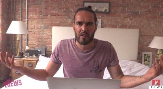 Russell Brand's Latest 'Trews' Video Reflects On Conservative Win Of General Election