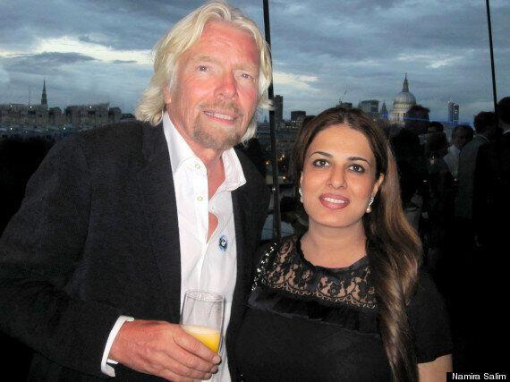Virgin Galactic 'Astronaut' Namira Salim Says Branson Will Still Fly To