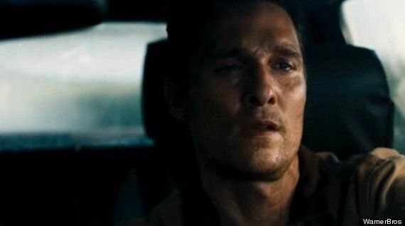 'Interstellar' Star Matthew McConaughey Reveals The Conversation That Changed His Life, And Led To An