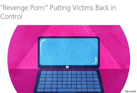 Microsoft Launches 'Revenge Porn' Reporting Site To Help Victims Fight