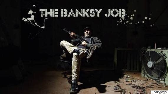 'The Banksy Job' Film Asks, Where Did One Of Banksy's Most Prized Artworks Really