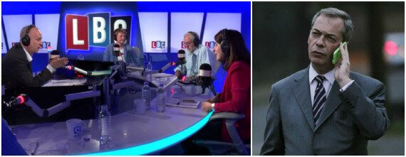 LBC Leadership Hustings: Burnham Would Serve In Labour Shadow Cabinet Under