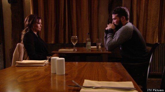 'TOWIE': Jess And Ricky's Break-Up Continues To Cause Problems