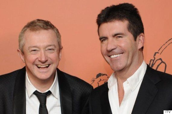 X Factor Shake Up With Reports That Simon Cowell Has Sacked Veteran Judge Louis