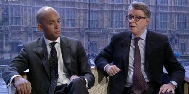 Lord Mandelson Savages Ed Miliband's 'Completely Useless' Election