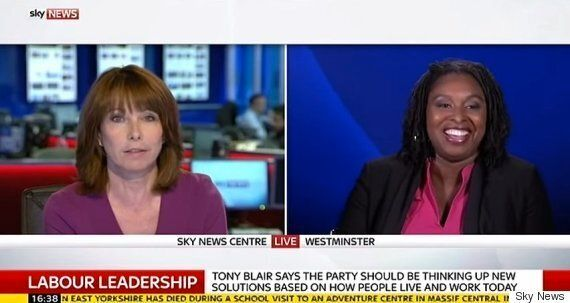 Kay Burley Asked Whats Wrong With You After Asking