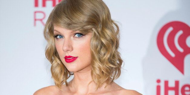 Taylor Swift's Next Album To Be About Her Break-Up With