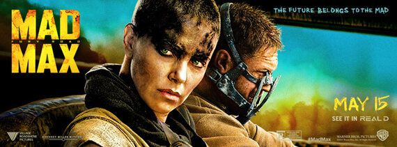 Film Reviews : Mad Max:Fury Road - The Tribe - Clouds of Sils Maria - Lambert and Stamp - The Man Who...