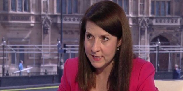 Liz Kendall Confirms She Wants To Replace Ed Miliband As Labour