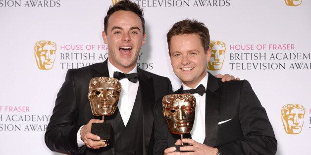 BAFTA TV Awards Winners: Benedict Cumberbatch Loses Out Again On Marvellous Night For Ant And
