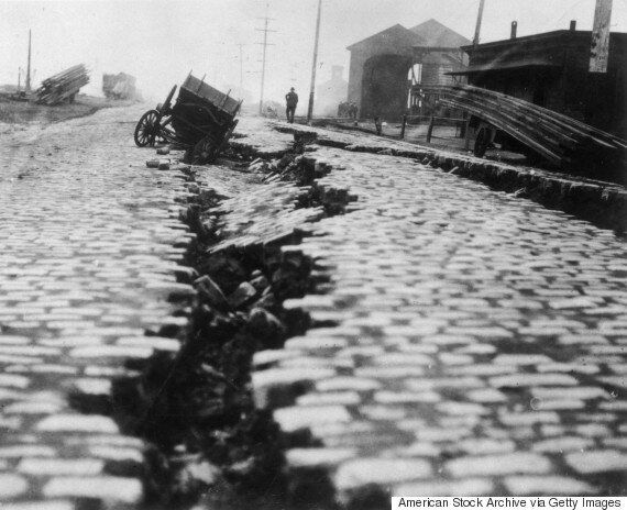 San Francisco Could Be Struck By A Major Earthquake 'Any Day Now', Warns