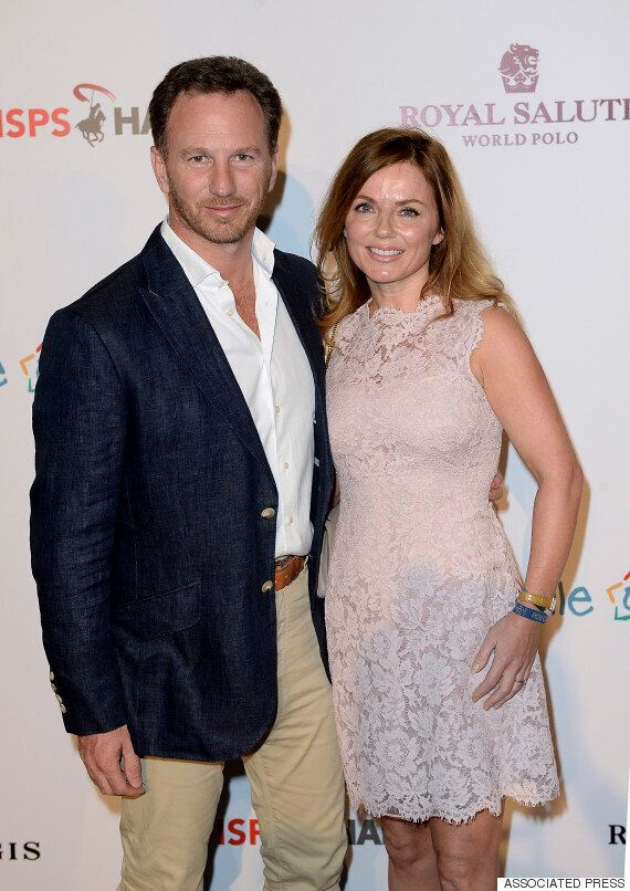 Geri Halliwell And Fiancé Christian Horner 'Disappointed' As His Parents 'Boycott'